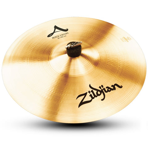 "Zildjian 16"" A Rock Crash Cymbal - New,16 Inch"
