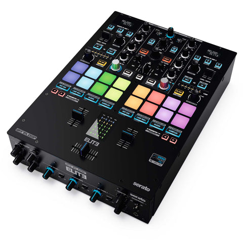 Reloop Elite High Performance DVS Mixer For Serato