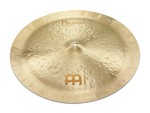 "Meinl 22"" Byzance Jazz China Cymbal Ride Cymbal With Sizzles - New"