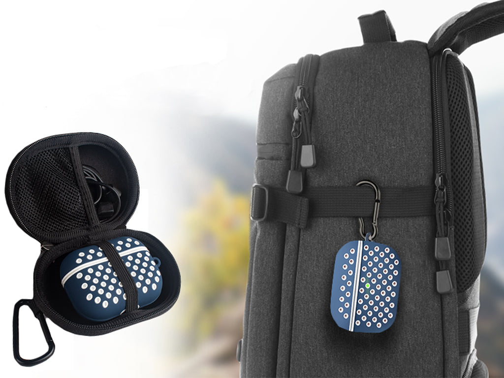 KMMIN's AirPods Pro 3 Gen Protection Polka Dot Case