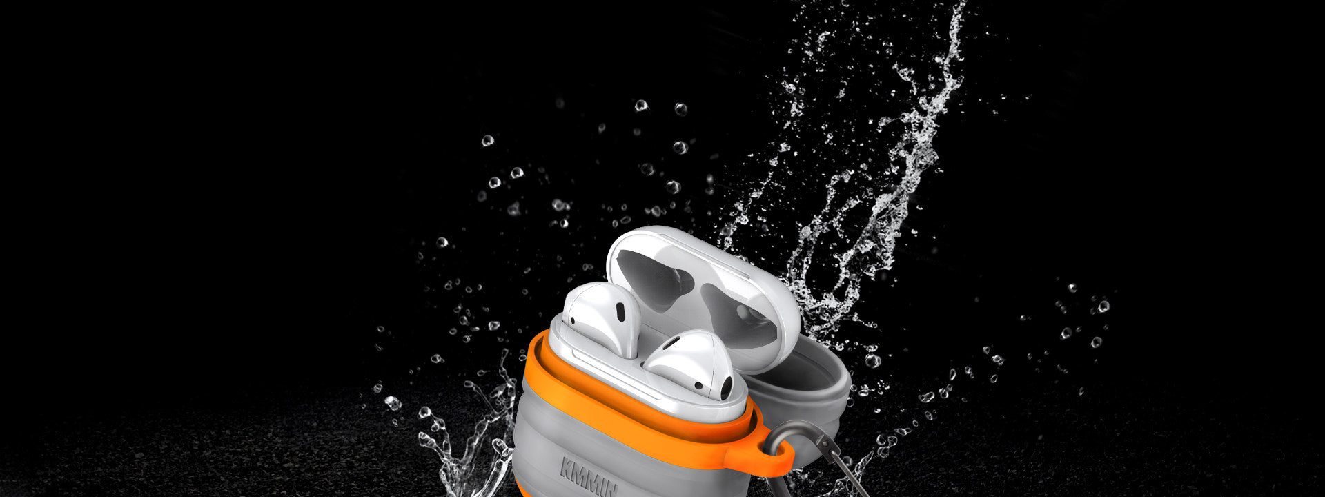 IP67 waterproof airpods case protection