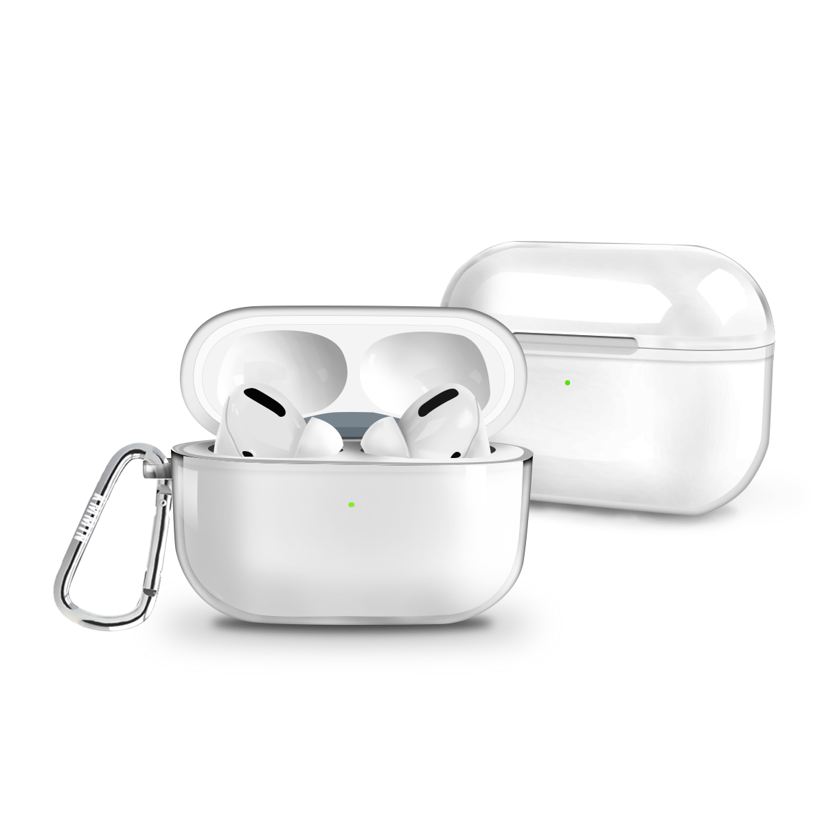Airpods Pro Clear Protective Case Cover Kmmin