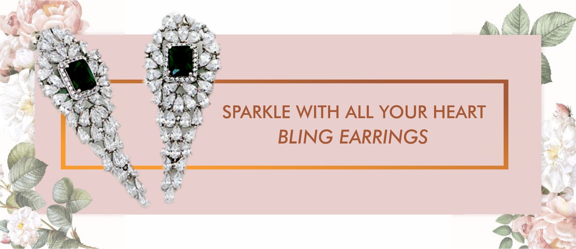Earrings Artificial | Blingsutra