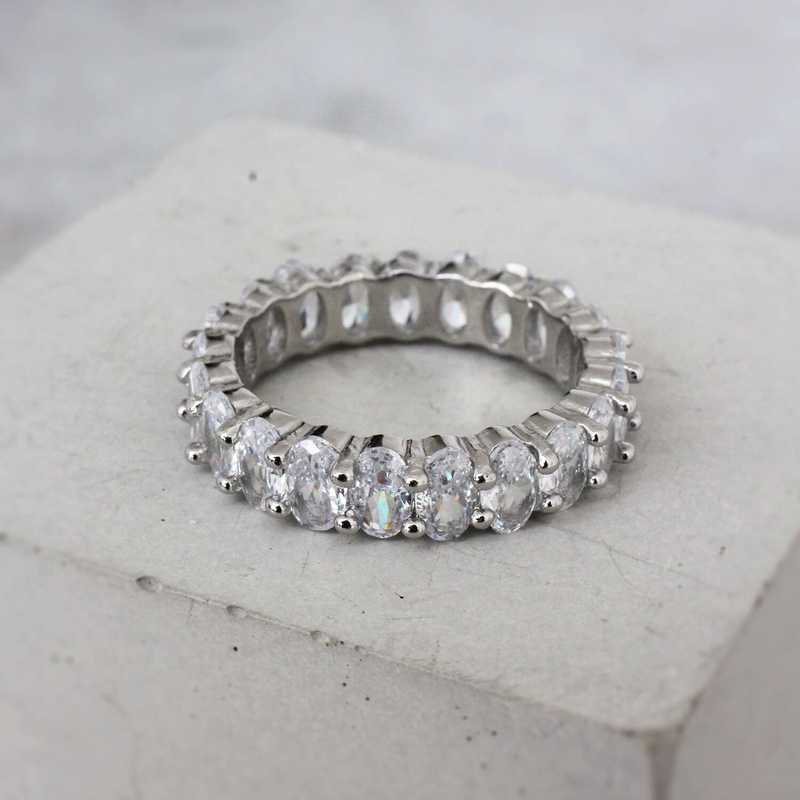 Sophie Oval Cut Ring