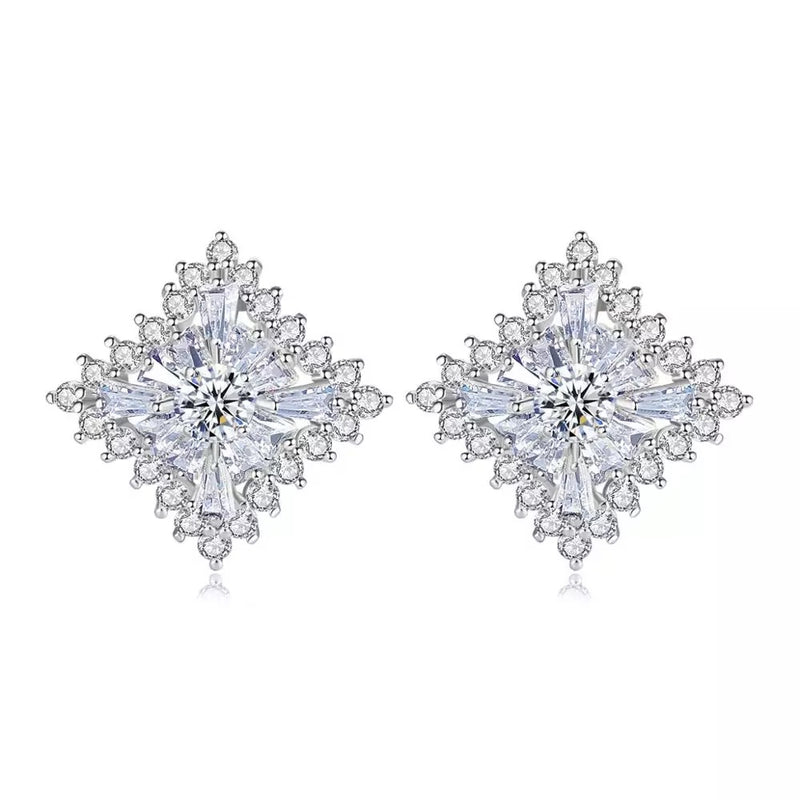 Odette Geometric Earrings