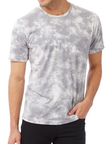 Men's Fashion Tie-Dye Tee