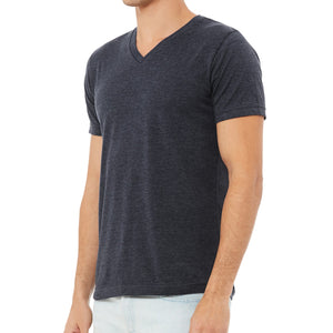 Men's Fashion V-neck Tee