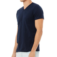 Load image into Gallery viewer, Men's Fashion V-neck Tee
