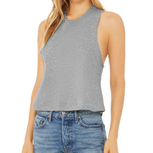 "Load image into Gallery viewer, ""The Summertime"" Cropped Tank"