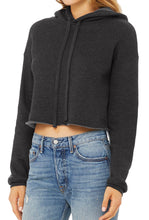 Load image into Gallery viewer, Lyssa's Fall Passion Cropped Hoodie