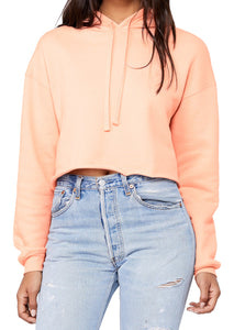 Lyssa's Fall Passion Cropped Hoodie