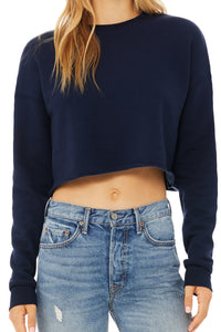 Lyssa's Autumn Crop Top
