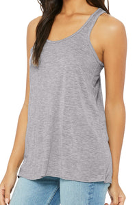 Lyssa's Flow With IT Racerback Tank