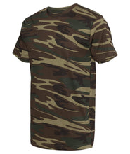 Load image into Gallery viewer, Men's Casual Camo Tee