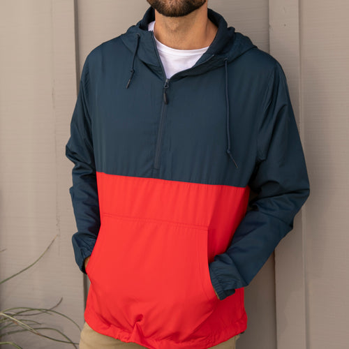 Men's Stormy Weather Windbreaker