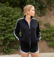 Load image into Gallery viewer, Lyssa's Weekend Unisex Track Jacket