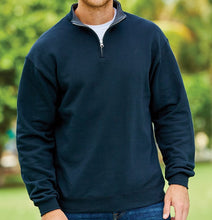 Load image into Gallery viewer, Men's Weekend Quarter Zip Sweatshirt