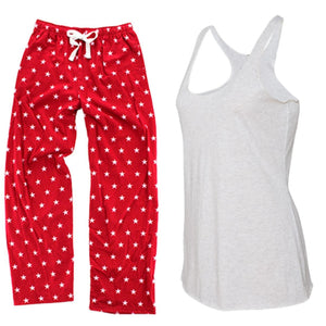 Lyssa's Weekend Getaway PJ Set