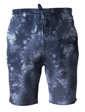 Load image into Gallery viewer, Lyssa's Unisex Urban Tie-Dyed Shorts