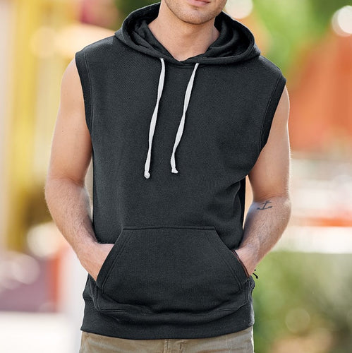Men's Sleeveless GO TO Hoodie