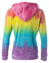 Load image into Gallery viewer, Lyssa's Island Dreams Tie-Dyed Hoodie