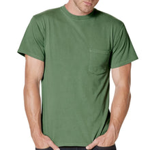 Load image into Gallery viewer, Men's Vintage Washed Pocket Tee