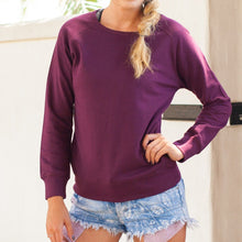 Load image into Gallery viewer, Lyssa's ON THE GO Lightweight Sweatshirt