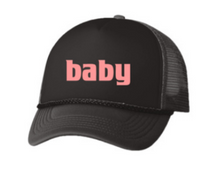 Load image into Gallery viewer, The Official Baby Lyssa Trucker Cap
