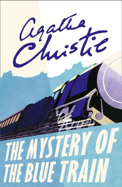 The Mystery of the Blue Train-9780008129484