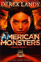 American Monsters-9780008157098