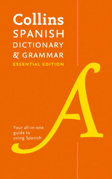 Collins Spanish Essential Dictionary and Grammar : Two Books in One-9780008183677