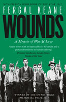 Wounds : A Memoir of War and Love-9780008189273