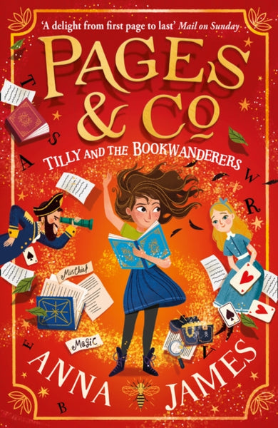 Pages & Co.: Tilly and the Bookwanderers-9780008229870