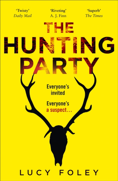 The Hunting Party-9780008297152