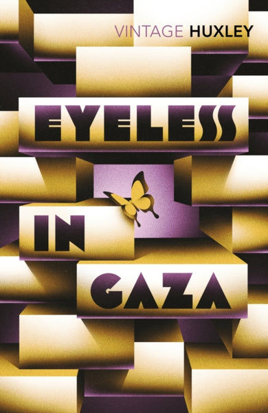 Eyeless In Gaza-9780099458173