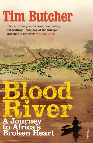 Blood River : A Journey to Africa's Broken Heart-9780099494287