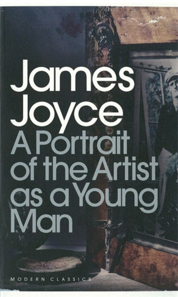 A Portrait of the Artist as a Young Man-9780141182667