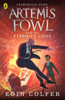 Artemis Fowl and the Eternity Code-9780141339115