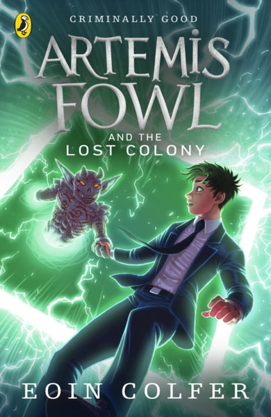 Artemis Fowl and the Lost Colony-9780141339146