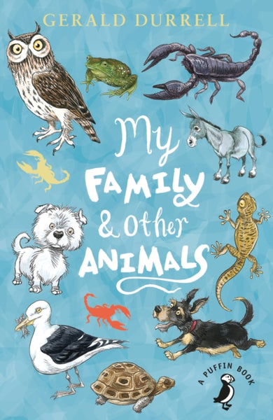 My Family and Other Animals-9780141374109