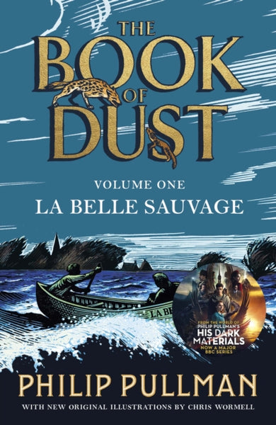 La Belle Sauvage: The Book of Dust Volume One-9780241365854