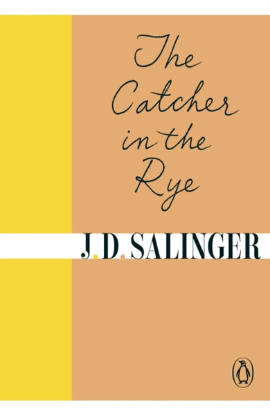 The Catcher in the Rye-9780241950432