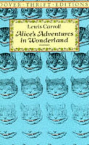 Alice in Wonderland-9780486275437