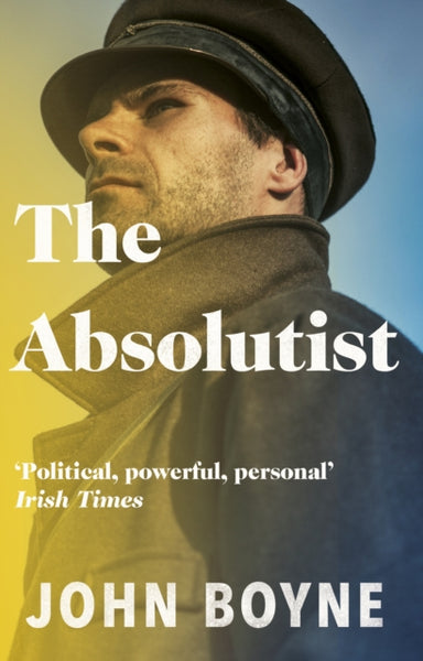 The Absolutist-9780552775403