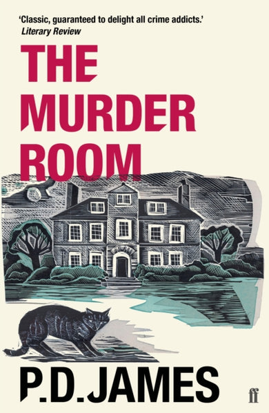 The Murder Room-9780571355747