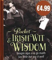 Pocket Irish Wit & Wisdom-9780717169214