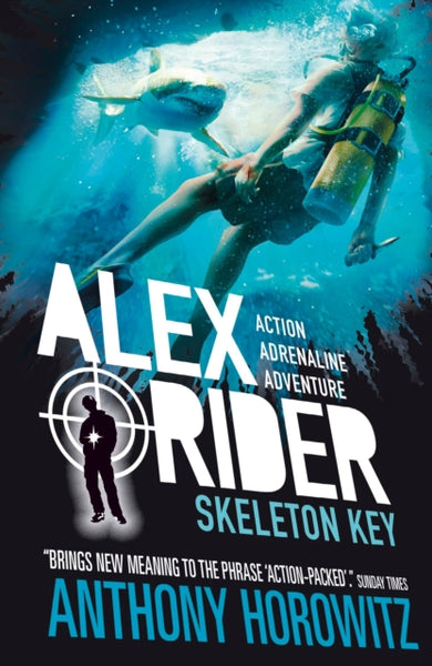 Skeleton Key-9781406360219