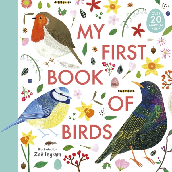 My First Book of Birds-9781406386790