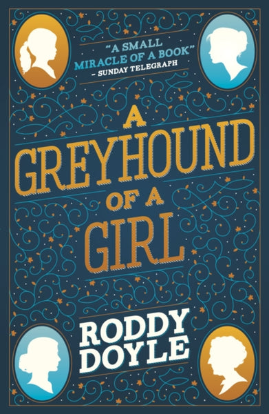 Greyhound of a Girl-9781407180977