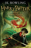 Harry Potter and the Chamber of Secrets-9781408855669